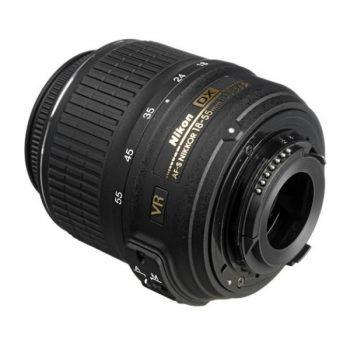 Lente AF-S DX Nikkor 18-55 AFS DX VR f/3.5-5.6