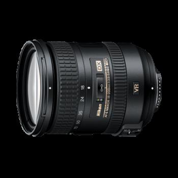AF-S DX Nikkor 18-200mm f/3.5-5.6 G ED VR