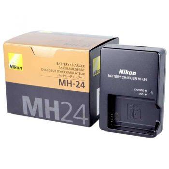 Cargador Nikon MH-24 Original