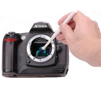 Limpiador de sensor para cámaras réflex