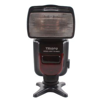 Flash Triopo 586 e-TTL para Canon