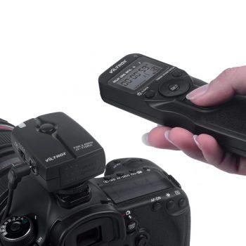 Control remoto / temporizador inalámbrico p/ Canon C1