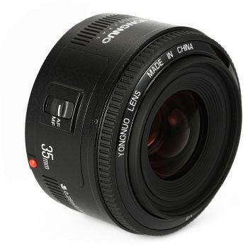 Lente Yongnuo 35mm F/2 Para Canon