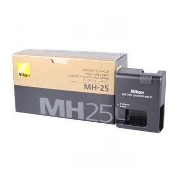 Cargador Nikon MH-25 Original