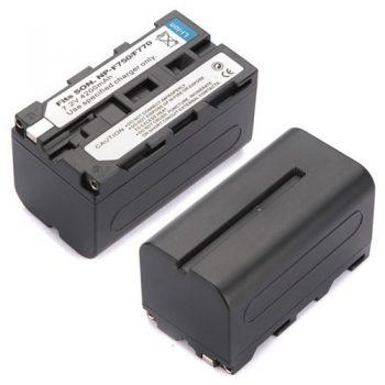 Bateria NP-F750 / NP-F770 Compatible para Sony y focos LED