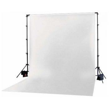 Tela para Fondo de Estudio Blanco 3×3 mts