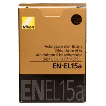 Bateria Original Nikon En-El15a