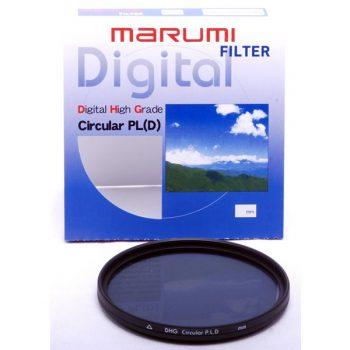 Filtro Polarizador Circular Pld Dhg Marumi 52mm