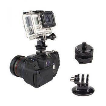Adaptador para GoPro en cámaras reflex