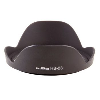 Parasol para Nikon 12-24 mm f/4g IF ED HB23