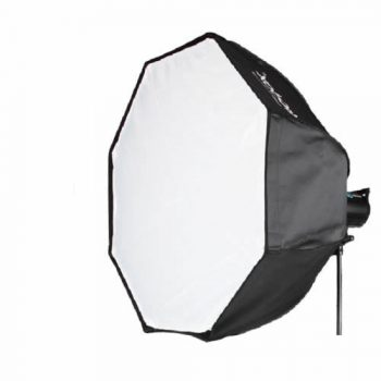 Softbox Octogonal 120cm para Flashes de estudio montura Bowens