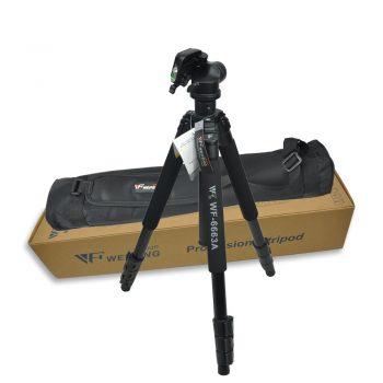 Tripode para Cámaras de Foto y Vídeo WF-6663A