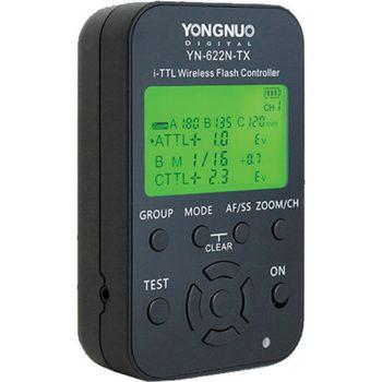 Controlador Yongnuo yn622-tx