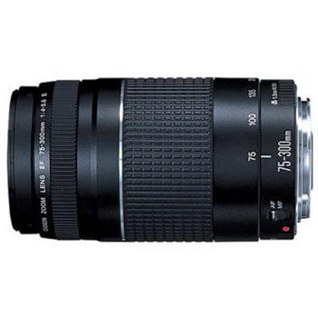 Lente Canon 75-300 F/4-5.6