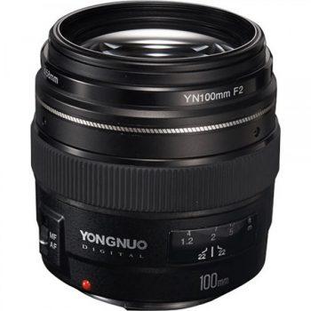 Lente Yongnuo 100mm F/2.0 Nikon