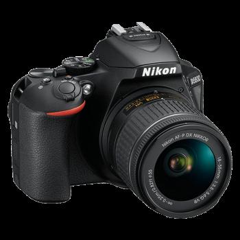 Cámara Nikon D5600 C/ Lente 18 55mm
