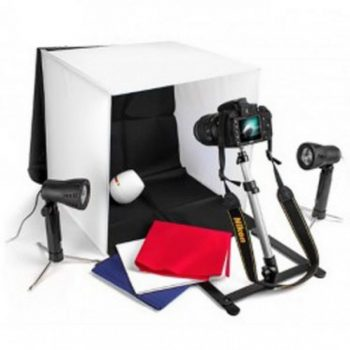 Estudio Fotográfico Profesional Portátil 40 Cm