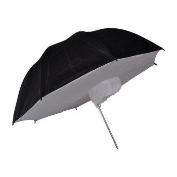 Paraguas Cerrado Reflector de 100 cm de Diametro