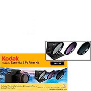 Kit de Filtros Kodak para Lentes de 52mm x3