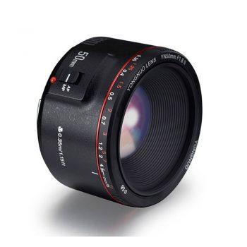 Lente YONGNUO YN-50MM F/1.8 II Para Canon