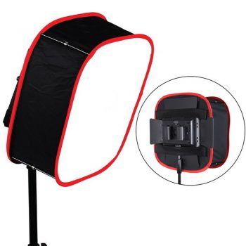 Softbox Plegable Para Led Yongnuo Yn600 – 900
